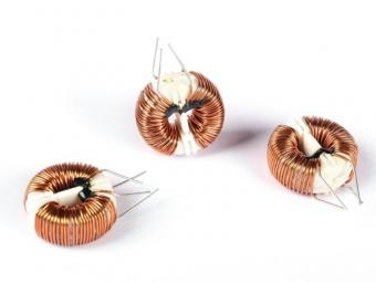 Amorphous Coiling Coil for Electronic Components